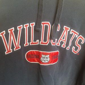 Blue wildcats hoodie